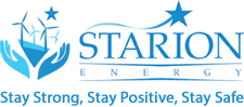 Starion Energy - Stay Strong, Stay Safe, Stay Positive